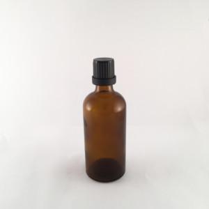茶色精油瓶100ml