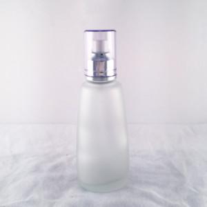 三角玻璃噴瓶120ml